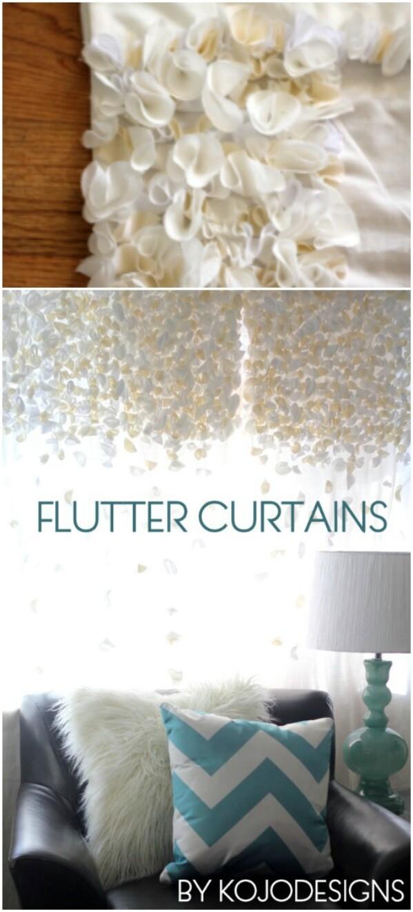 Flutter Curtains