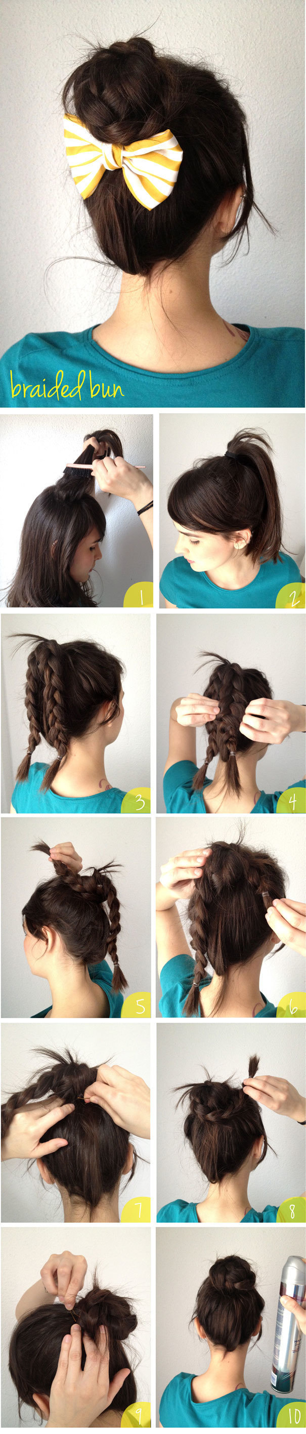 AD-Easy-Hairstyles-For-Women-Who-Have-Got-No-Time-02
