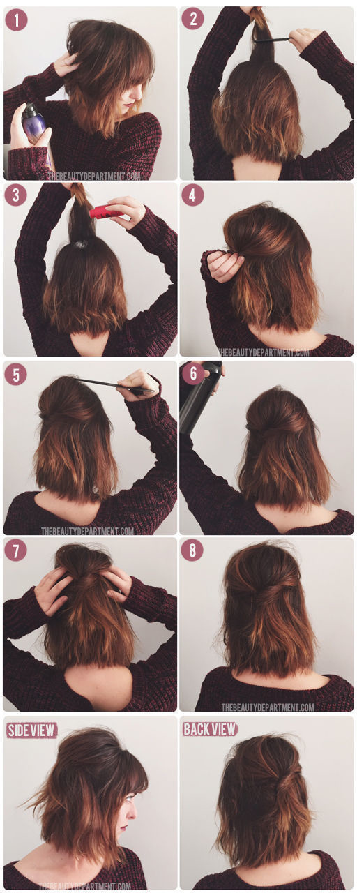 AD-Easy-Hairstyles-For-Women-Who-Have-Got-No-Time-03